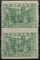España 805sh(2) ** - 1931-50 Nuevos & Fijasellos