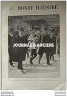 1909 GREVE DE MERU (OISE) - MEETING DE MONACO - PUB GILLETTE - O'GALOP - CHRONIQUE AERONOTIQUE - EGYPTE - OCTAVE LAPIZE - Libros, Revistas, Cómics