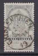 N° 53 Défauts : GHISLENGHIEN - 1893-1907 Coat Of Arms