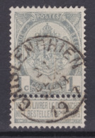 N° 53 Défauts : GHISLENGHIEN - 1893-1907 Wapenschild