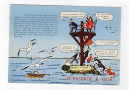 Nov17 8586066  Ile De Noirmoutier   Passage Du Gois - Ile De Noirmoutier