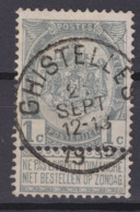 N° 53 GHISTELLES - 1893-1907 Wappen