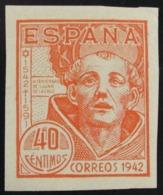 España 955s * - 1931-50 Nuevos & Fijasellos