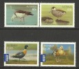 AUSTRALIA   2012  WATER BIRDS DUCKS    SET   MNH - Anatre