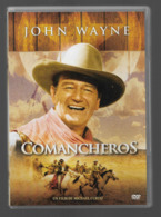 DVD Comancheros - Western / Cowboy