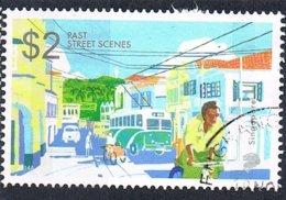 2014 - SINGAPORE - SCENE DI VITA / STREET SCENES. USATO - Singapore (1959-...)
