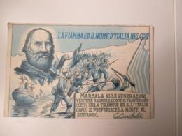 29.6.1961 La Sicilia Per L'unità D'Italia Centenario Unità Nazionale Frase Giuseppe GARIBALDI - 6. 1946-.. Repubblica