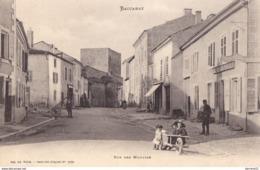 54 : Baccarat : Rue Des Moulins - Baccarat