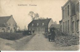 Vladslo Troetelaar ( Kaart Verstuurd In 1933) - België