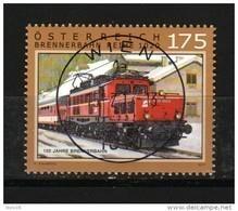 """Österreich 2017: """" 150 Jahre Brennerbahn""""  Gestempelt (siehe Foto/Scan) - 1945-.... 2. Republik"""