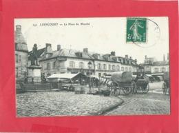 CPA -  Liancourt  - La Place Du Marché - Liancourt