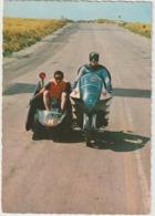 Moto :  Side  Car ,  Batman ! - Moto