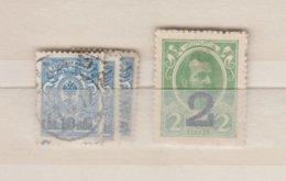 Rusland Kleine Verzameling Zegels Tussen Michel-nr 115 En 120A - Non Classificati
