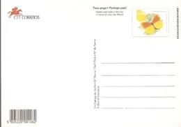 Portugal ** & Postal Stationery, Gonepteryx Cleopatra, Santo Da Serra Golf Course, Madeira 1998 (2) - Golf