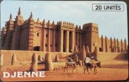 Telefonkarte Mali - Djenne - 20 Units - Mali