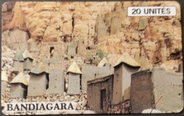 Telefonkarte Mali - Bandiagara - 20 Units (2) - Mali