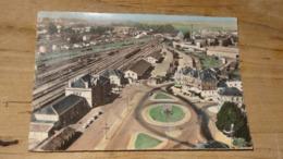 SEDAN : La Place De La Gare  ….................… NZ-4521 - Sedan