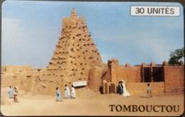 Telefonkarte Mali - Tombouctou - 30 Units - Mali