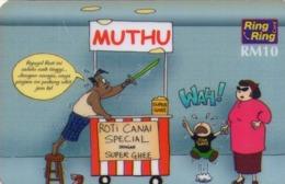 MALASIA. MUTHU. 08/2002. MY-PRE-RNG-0014. (004) - Malasia