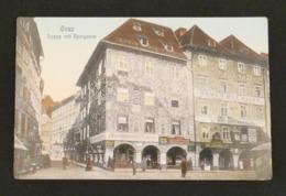 GRAZ - LUEGG Mit SPORGASSE - Graz