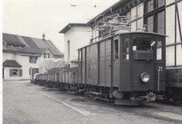 Trogen ? Photo 12 X 8 Cm. No Postcard. - AR Appenzell Rhodes-Extérieures