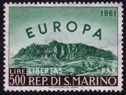 Saint Marin - Europa CEPT 1961 - Yvert Nr. 523 - Michel Nr. 700  ** - Europa-CEPT