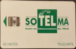 Telefonkarte Mali -  60 Units - Mali