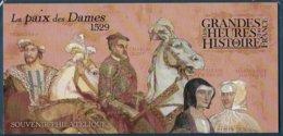 Souvenir Philatélique La Paix Des Dames - Grandes Heures De L'histoire (2019) Neuf**sous Blister - Sheetlets