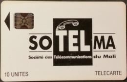 Telefonkarte Mali -  10 Units - Mali