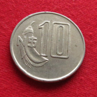 Uruguay 10 Pesos 1981 KM# 79 *V1  Uruguai - Uruguay