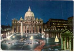 Roma. Piazza S.Pietro. VG. - San Pietro