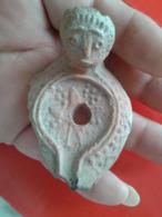 Roman Ceramic Oil  Lamp - Archeologia