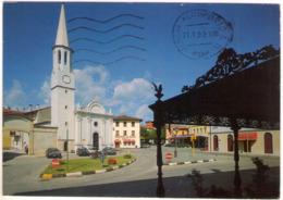 Spilimbergo (Pn). Piazza S.Rocco. VG. - Pordenone