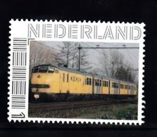 Trein, Train, Locomotive, Eisenbahn Nederland  Persoonlijke Zegel :DE3, Stichtingde3.nl - Treni