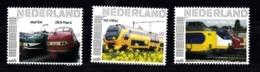 Trein, Train, Locomotive, Eisenbahn Nederland  Persoonlijke Zegel : Mat 54 / DE3 PlanU + NS VIRM + NS ICM / SGM / DE3 - Treni