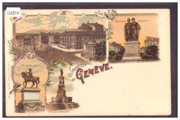 GENEVE - LITHO - TB - GE Ginevra