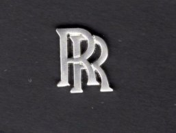 Pin  -  Rolls-Royce Logo  -  Neuf/new - Pins