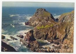 {80922} 29 Finistère Légende De La Pointe Du Van , Le Rocher Morgane - Cléden-Cap-Sizun