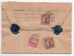 1926 YUGOSLAVIA, SLOVENIA, SLOVENJ GRADEC TO VIENNA, AUSTRIA, MONEY COVER - Slovenia