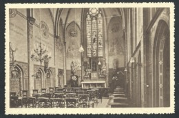 +++ CPA - GENT - GAND - Soeurs Augustines - Chapelle - Kapel - Zusters Augustinessen // - Gent