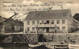 BORNHOLM HOTEL DU NORD ALLINGE   Dänemark  Denmark Dinamarca - Dinamarca