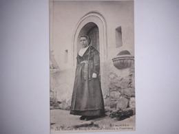 SAVOIE BOURG SAINT MAURICE   COSTUME ET COIFFURE - Bourg Saint Maurice