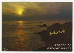 {80919} 29 Finistère Légende De La Pointe Du Raz , Légende Du Raz De Sein - Cléden-Cap-Sizun