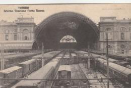 TORINO - INTERNO STAZIONE PORTA NUOVA - Stazione Porta Nuova