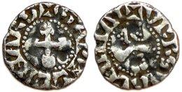 FRANCE - Évêché De Valence - Denier 1090-1225 (0,78 G) - 476-1789 Monnaies Seigneuriales