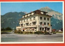 KAB-25 Gasthof Poli Altdorf Familie Ferd. Poli. Kleiner  Hotel-Werbung. Nicht Gelaufen - UR Uri