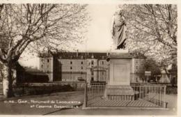 05 - GAP - MONUMENT DE LADOUCETTE ET CASERNE DESMICHELS - Gap