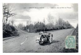 Circuit De La Sarthe Deviation Dans La Foret De Vibraye - Autres Communes