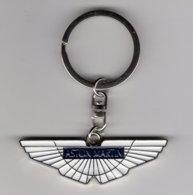 Keyring  -   Aston Martin   -  Neuf/new - Pins