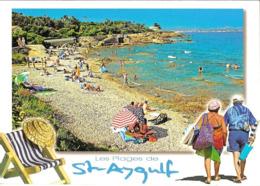 CPM - VAR - SAINT AYGULF - LA PLAGE - Saint-Aygulf